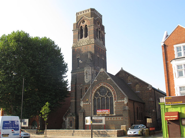 Christ Church Old Kent Road 169 Stephen Craven Geograph