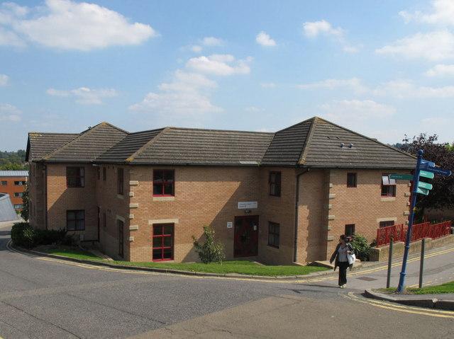 Student residence University of Surrey  David Hawgood