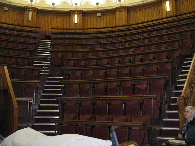 The Anatomy Lecture Theatre  M J Richardson  Geograph Britain and Ireland
