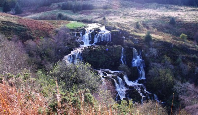 Loup of Fintry 3  Robert Murray ccbysa20  Geograph Britain and Ireland
