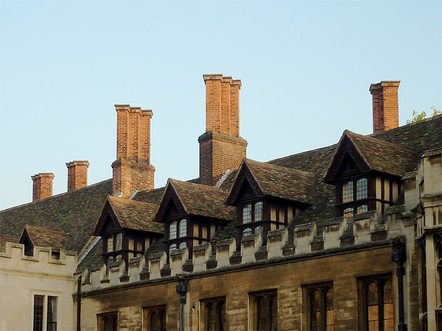 Penthouse accommodation in Old Court  Roger Kidd