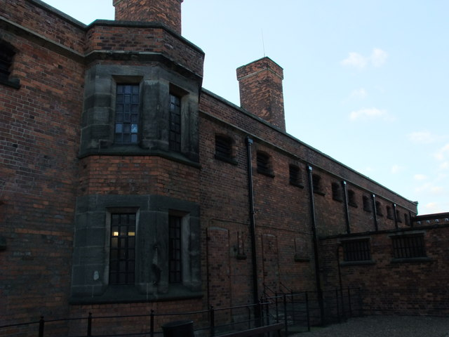 Victorian Prison Lincoln Castle 169 Paul Farmer Cc By