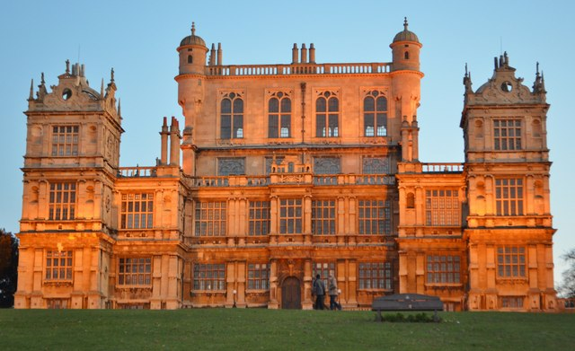 Wollaton Hall Ashley Dace Geograph Britain And Ireland