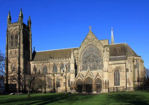 All Saints' Leamington Priors Parish © David P Howard