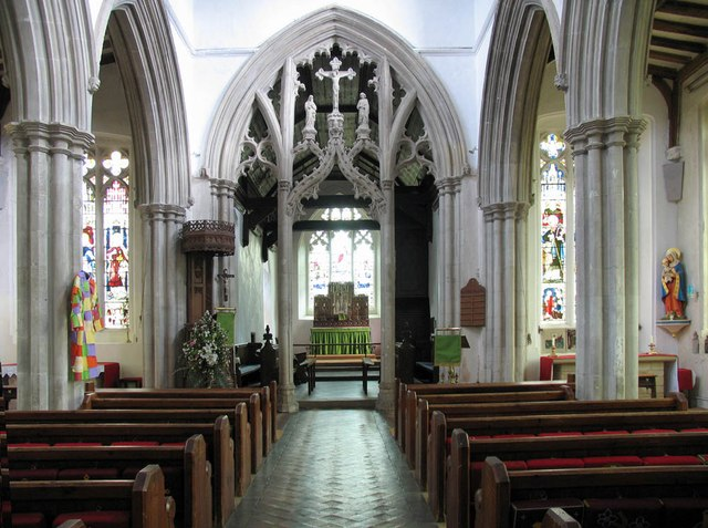 St Mary the Virgin Great Bardfield   John Salmon  Geograph Britain and Ireland