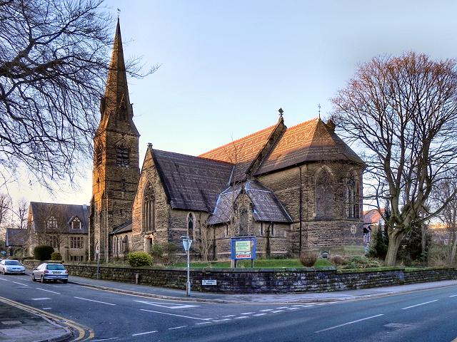 Parish Church of St John the Evangelist, Altrincham