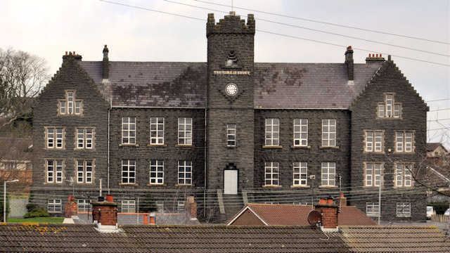 Former orphanage Ballygowan 3  Albert Bridge ccbysa