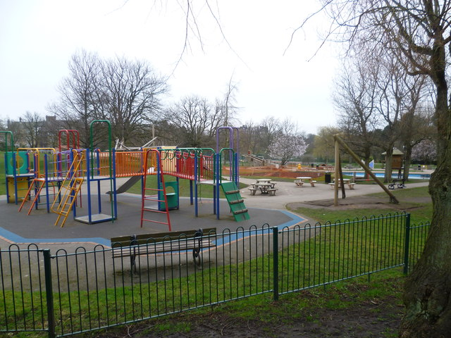 Playground in Valley Gardens  Marathon ccbysa20