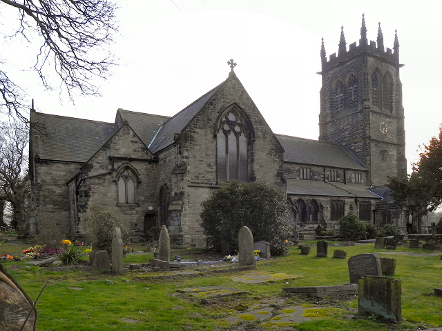 The Church of St Mary the Virgin Lymm  David Dixon