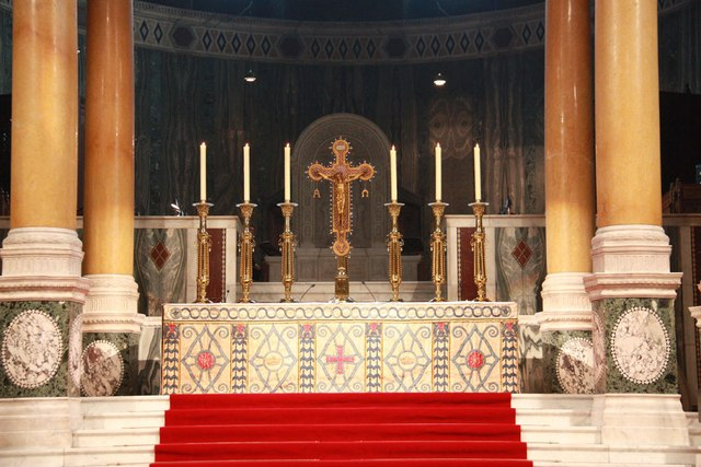 Westminster Cathedral  High Altar  John Salmon