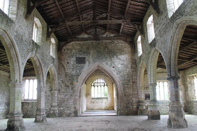 Interior St Botolphs church Skidbrooke  JHannanBriggs ccbysa20  Geograph Britain and