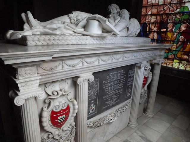 Image result for chaloner chute tomb