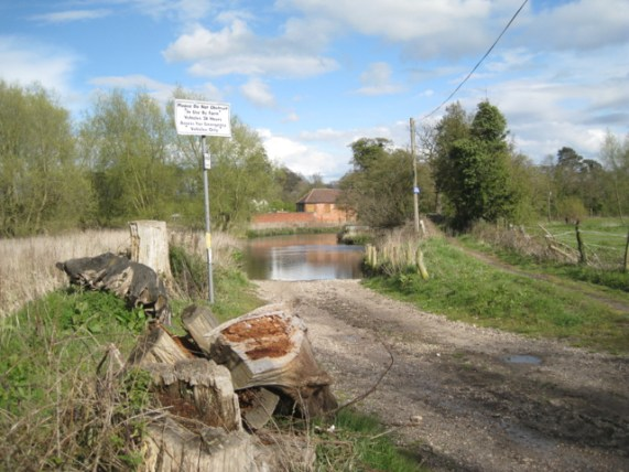 Ford, River Blythe, Little Packington © Robin Stott :: Geograph