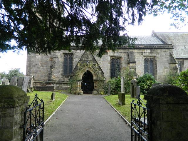 All Saints Church Kirk Hallam 169 Rob Howl Cc By Sa 2 0