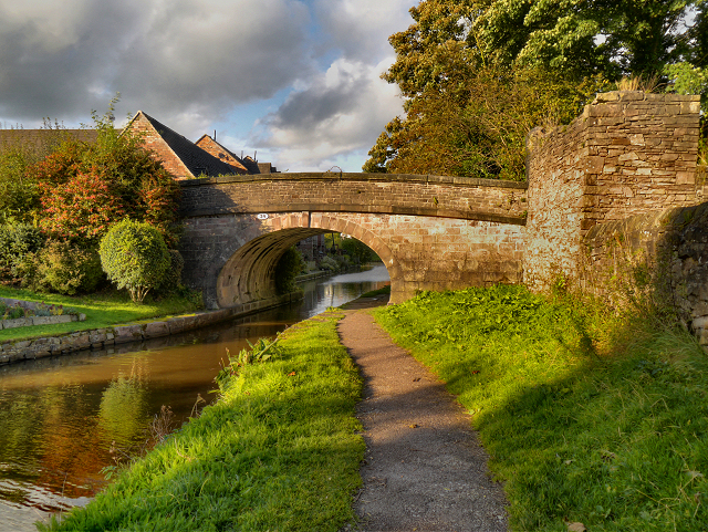 Macclesfield Canal Bridge 39 Holland S 169 David Dixon