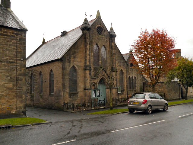 Bellingham Methodist and United Reformed © David Dixon
