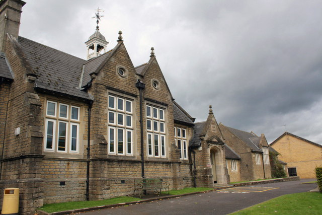 Sexey S School Cole Road 169 Roger Templeman Geograph