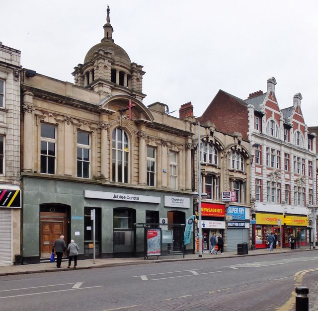 King Edward Street Kingston upon Hull  Bernard Sharp