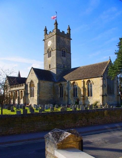 St. Michael & All Angels Church, © P L Chadwick :: Geograph