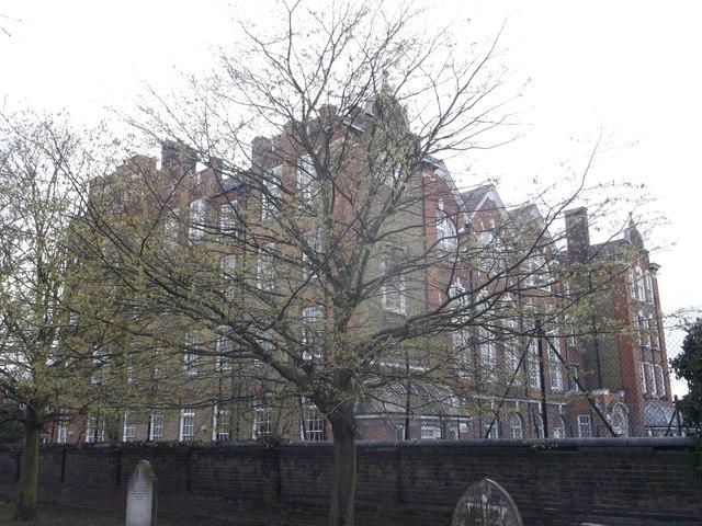 Fulham Cross Girls School  David Anstiss  Geograph Britain and Ireland