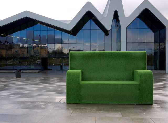 sofa with chair antique styles outdoor seat, glasgow © rossographer cc-by-sa/2.0 ...