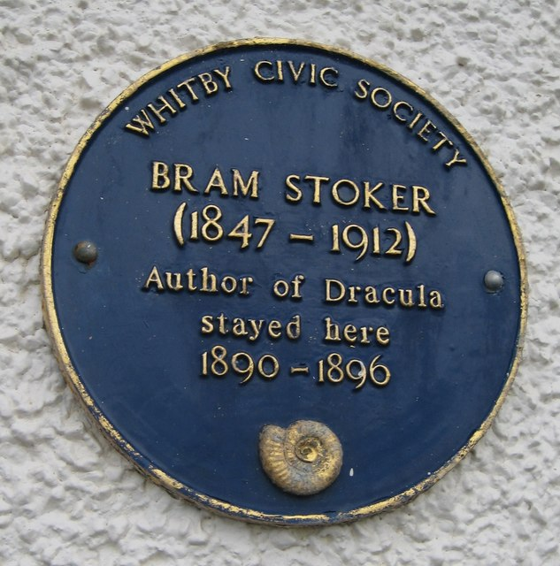 Image result for bram stoker