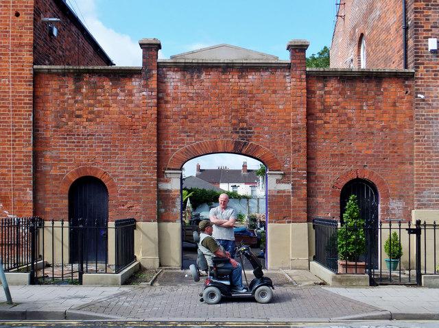 Coltman Street Kingston Upon Hull 169 Bernard Sharp Cc By