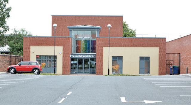 Knock Methodist Centre. Belfast © Albert Bridge cc-by-sa/2.0 :: Geograph Ireland