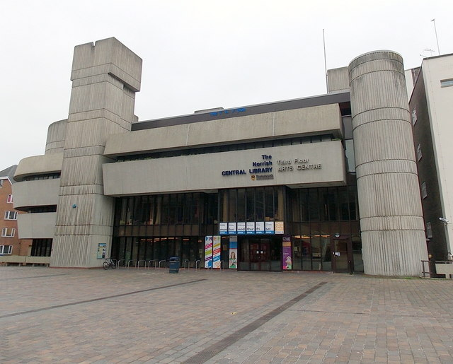 Portsmouth Central Library
