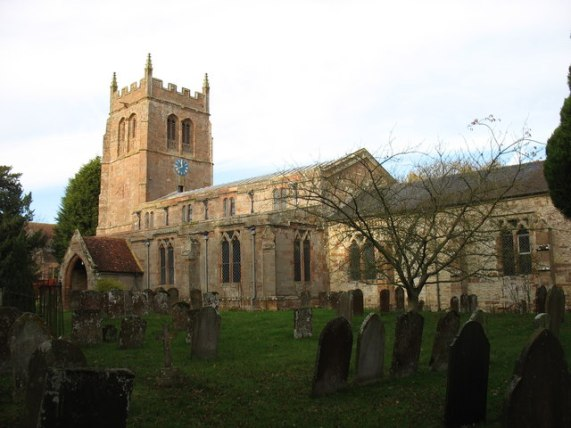 All Saints church, Leamington Hastings © David Purchase