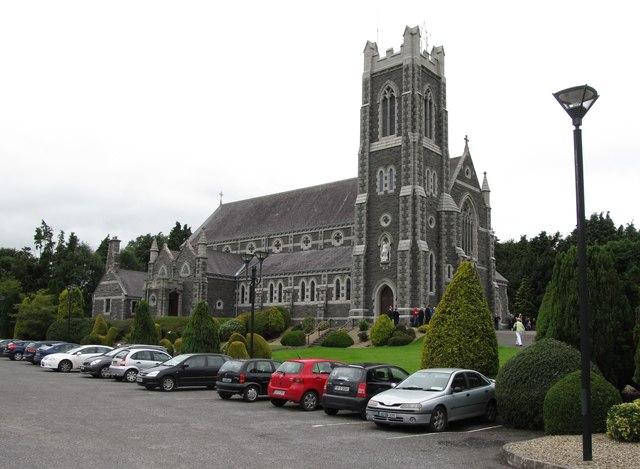 St Michaels Catholic Church Cootehill  Eric Jones ccby