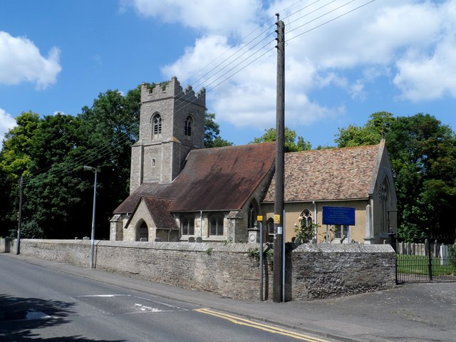 All Saints' church Teversham © Bikeboy :: Geograph Britain and Ireland