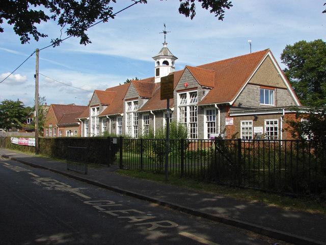 Waltham St Lawrence primary school