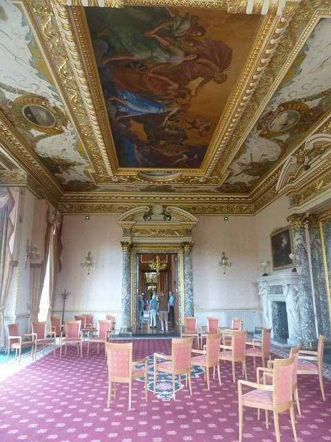 Ashridge House  Lady Marian Alford Room  Rob Farrow cc