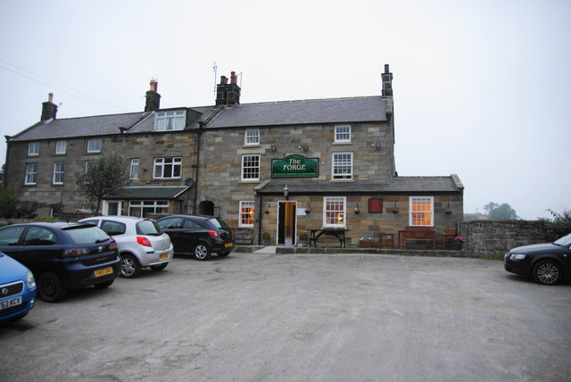 The Forge, Aislaby © Bill Boaden :: Geograph Britain and Ireland