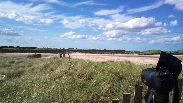 Long Nanny bird sanctuary Beadnell Bay  Jonathan Hutchins ccbysa20  Geograph Britain and