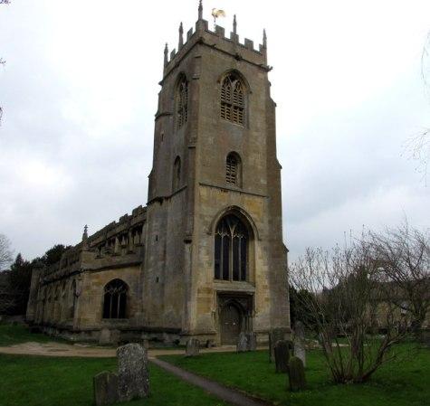 St Peter's Parish Church, Winchcombe © Jaggery :: Geograph Britain