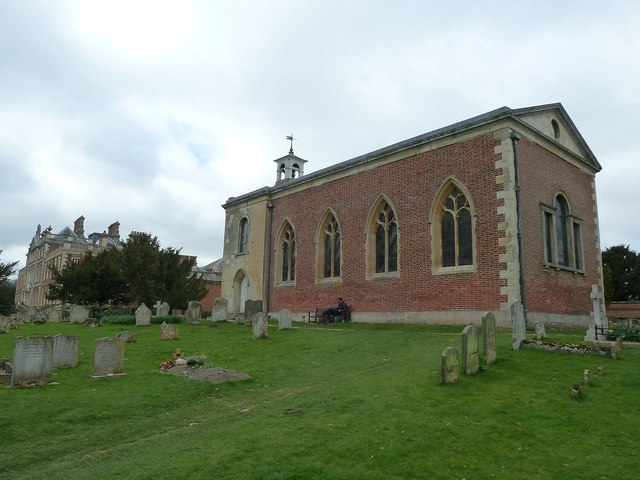 Wimpole Hall - Parish church of St © Rob Farrow :: Geograph