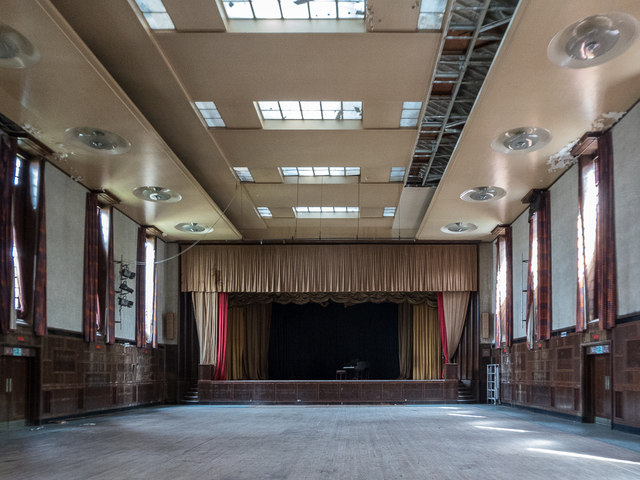 Interior Hornsey Town Hall London N8  Christine