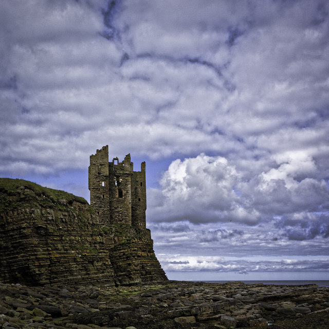 Old Keiss Castle 2