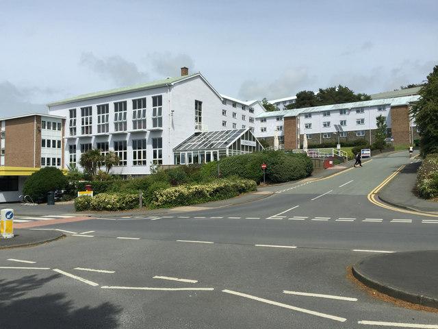 Penbryn Penglais Campus Aberystwyth  Robin Stott