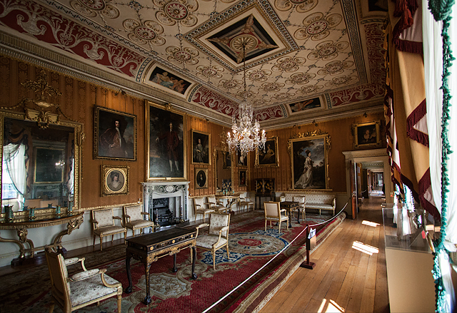 Harewood House interior 1  Mike Searle  Geograph