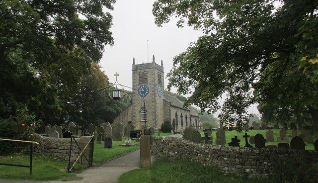 St Peter's Church in Addingham © steven ruffles cc-by-sa/2.0