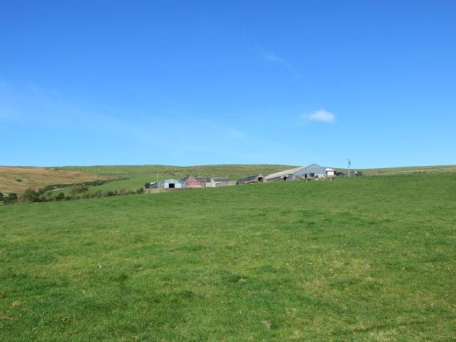 High Cattadale Farm