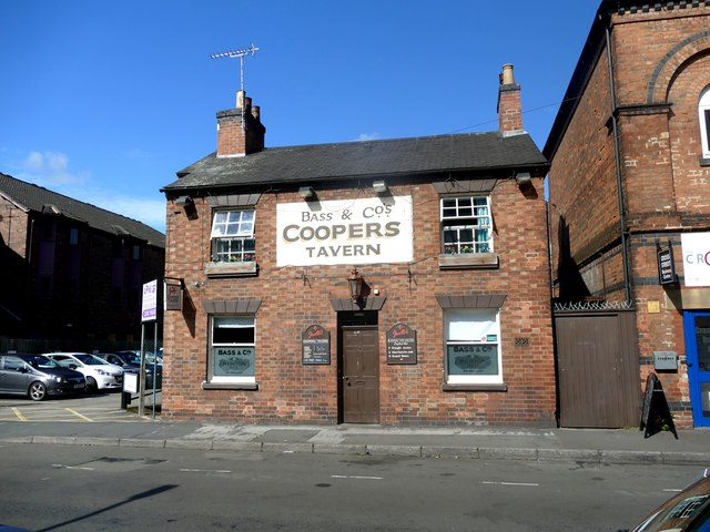 Image result for coopers tavern burton on trent