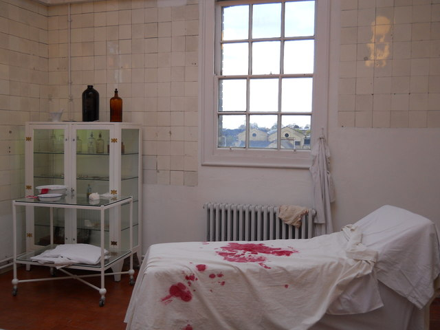 Preserved Victorian Operating Theatre 169 Paul Bryan