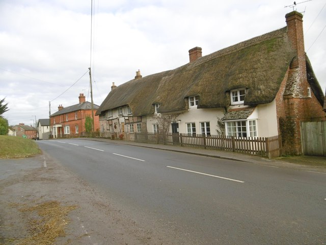 Collingbourne Kingston, Wiltshire Family History Guide