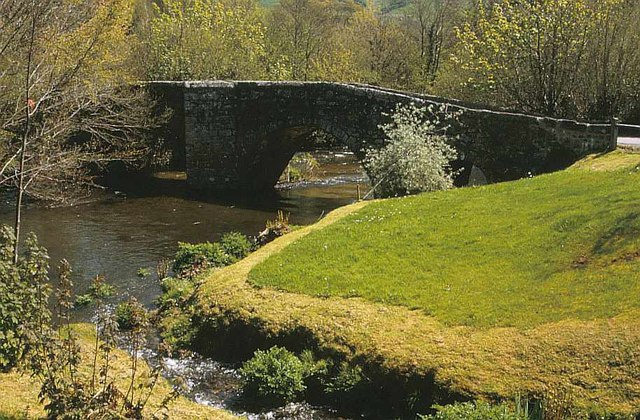 Spara Bridge, Lower Ashton, 2000 © Derek Harper cc-by-sa/2.0