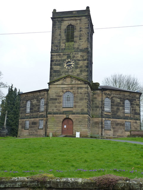 St Michael's Church, Madeley © Richard Law :: Geograph Britain and