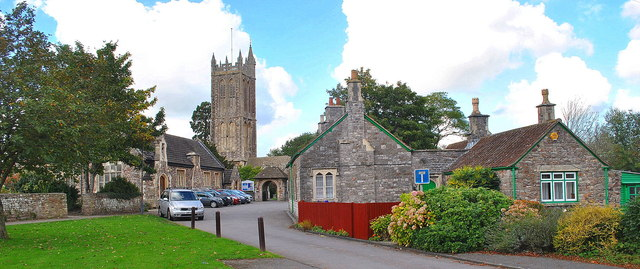 St Mary's Church, Yate, Gloucestershire © Ray Bird cc-by-sa/2.0